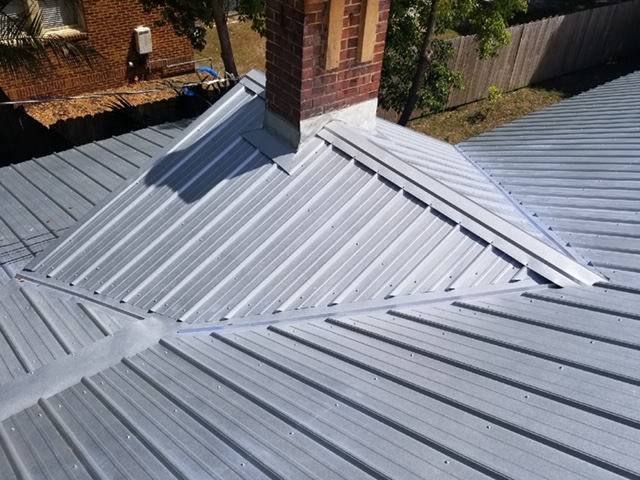 Metal Roofing Whitrock Associates